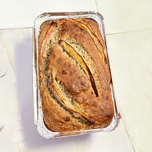 Bread Cake by Chef Juls of Cakeflair
