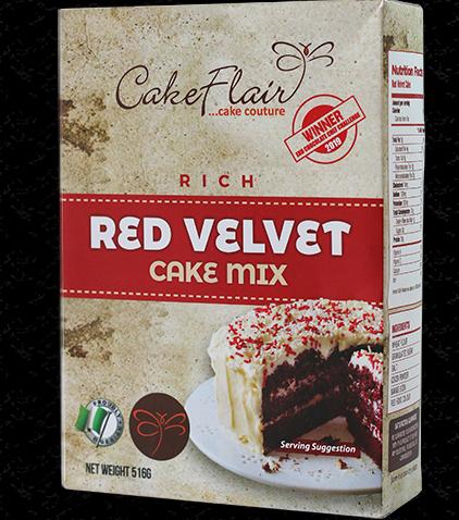 Cakeflair Cake Mixes